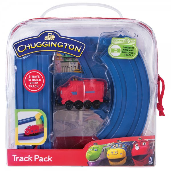 CHUGGINGTON Набор с треком